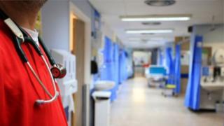 Northern Ireland Hospital ward