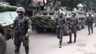 সামরিক বাহিনী