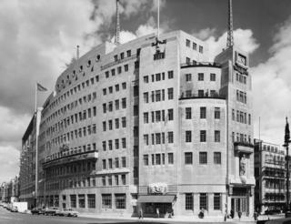 Broadcasting House 1961