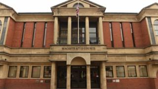 Leicester magistrates' court