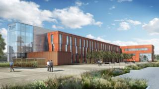 Thames Valley Science Park,