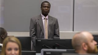 Kwamandan LRA Dominic Ongwen