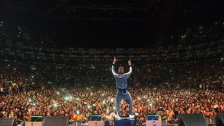 Wizkid for O2 Arena