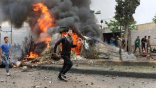 د اعلان شوي اوربند سربېره سوریه کې د تاوتریخوالي پېښې هم شوې دي