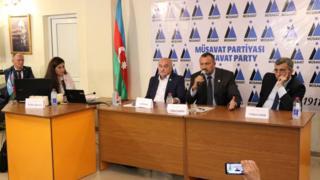 Arif Hacılı, Tofiq Yaqublu və Yadigar Sadıqlı