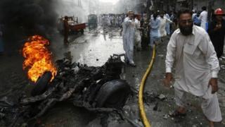 Peshawar All Saints Church bombing, September 2013