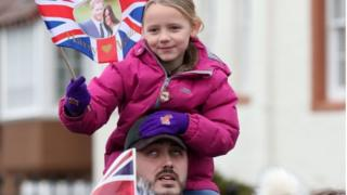 Шестилетняя Ханна Дэйви дождалась принца Гарри и Меган Маркл