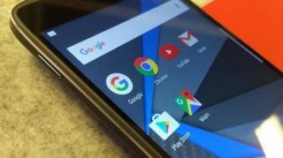 Мобильный телефон Google