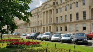 Cheltenham Borough Council offices