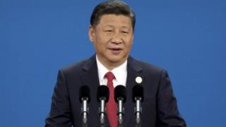 President Xi said Belt and Road was not an attempt to promote China's global influence