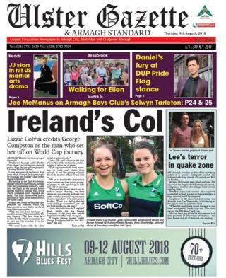 Ulster Gazette and Armagh Standard