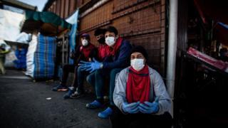 Hasta este miércoles la cifra de contagiados en Ecuador superaba a la países como Colombia, México y Argentina.