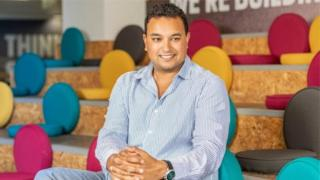 Samir Desai, chief executive and co-founder of Funding Circle