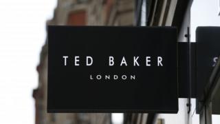 أحد متاجر تيد بيكر