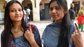 दिल्ली की वोटर