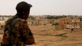 Raqqa ni miongoni mwa sehemu zinazoshikiliwa na IS Syria
