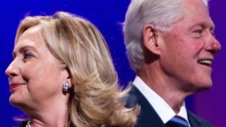 Bill dan Hillary Clinton