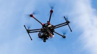 Walmart plans to use drones made by DJI if permission to test them is granted