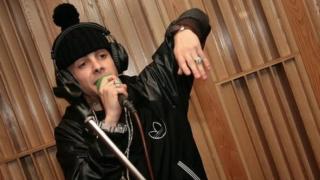 Former N-Dubz singer Dappy