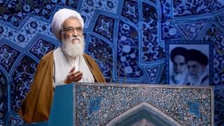 محمدعلی موحدی کرمانی، دبیر کل جامعه روحانیت مبارز است، نهادی اصولگرا که در انتخابات از ابراهیم رئیسی حمایت میکرد