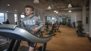Nova Prestatyn Gym