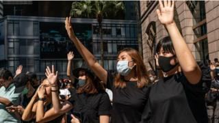 Các cuộc biểu tình ở Hong Kong chưa có dấu hiệu hạ nhiệt