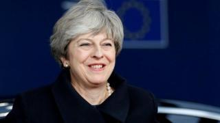 Ra'iisal wasaaraha Britain, Theresa May