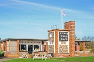 The Never Turn Back Public House