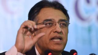 پاکستان کے وفاقی وزیر خزانہ