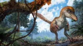 Картинка с динозавром