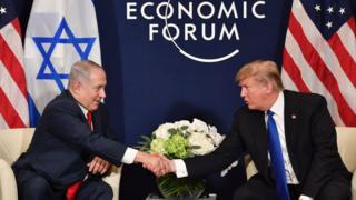 Trump, Netanyahu, Israel, Amerika Serikat