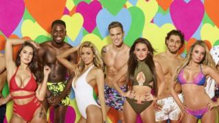 Cast of Love Island
