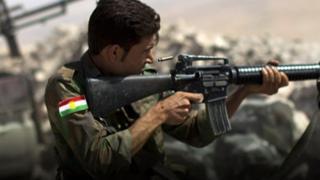 الجيش العراقي يستعيد مدينة كركوك بعد ثلاث سنوات من سيطرة قوات البيشمركة الكردية عليها.
