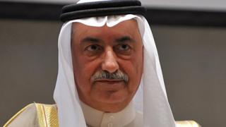 Finance Minister Ibrahim al-Assa
