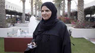 Suudi kadın hakları savunucusu Aziza al-Yousef