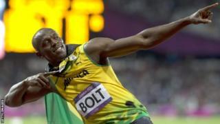 Usain Bolt mucjisadii orodka adduunka