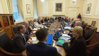 The Irish Cabinet is met on Wednesday to discuss the issue
