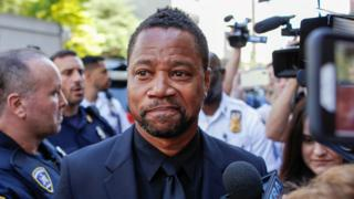Cuba Gooding Jr to face trial over 'grope'