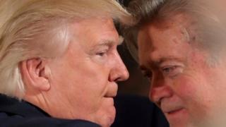 Trump və Bannon