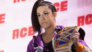 WWE Smackdown Women's Champion Bayley