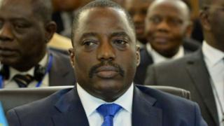 Perezida Joseph Kabila aracyari ku butegetsi n'ubwo igihe cye cyarangiye
