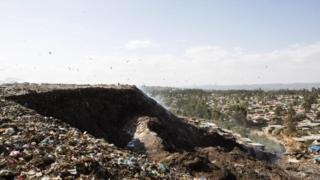 Tempat pembuangan sampah