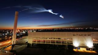 Instalaciones de SpaceX. (Foto: SpaceX)