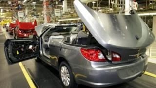 Chrysler fabrikası