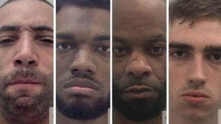 Four jailed over the killing of Wesley Adyinka