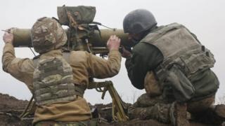 військові в АТО