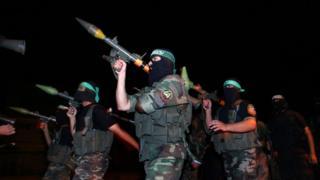 Hamas, Palestina, Israel