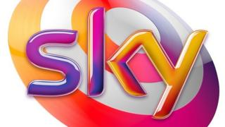 Sky Broadband Shield logo