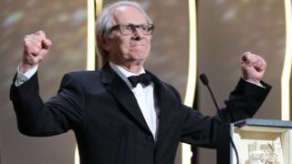 Ken Loach in Cannes