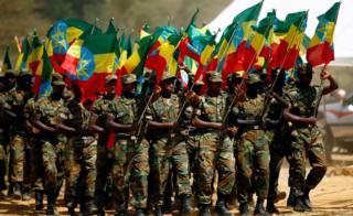 Sojojin Ethiopia